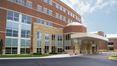 Miami Valley Hospital South Comprehensive Cancer Center